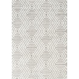 Cannes Rug in Cool Grey