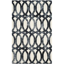 Moscow Rug in Ivory & Graphite