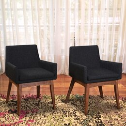 Ezra Arm Chair (Set of 2)