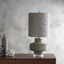 Smudge Table Lamp