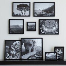 Alvarado Wood Gallery Frame