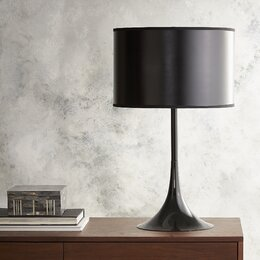 "Isaak 25"" H Table Lamp"