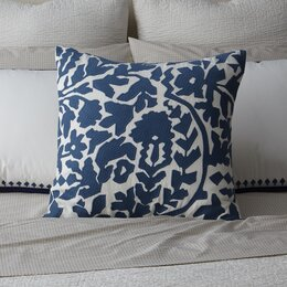 Oaxaca Floral Decorative Pillow