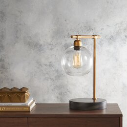 "Toc 18"" H Table Lamp"