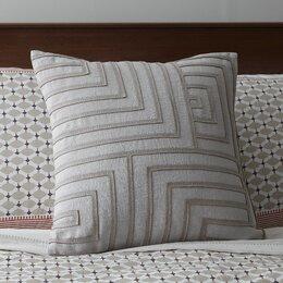 Geo Felt Pillow