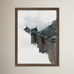 Kyoto, Japan Framed Print