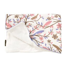 Sparrow Stroller Blanket