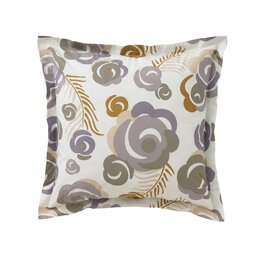 Deco Floral Pillow Cover