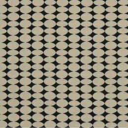 Almonds Fabric - Kohl
