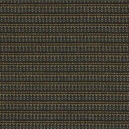Dash Stripe Fabric - Brindle