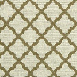 Casablanca Geo Fabric - Toffee