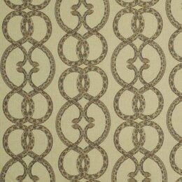 Snake Chain Fabric - Dove