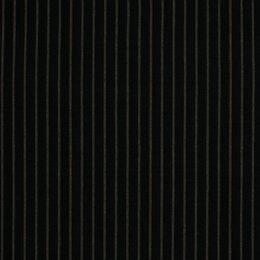 Textured Rib Fabric - Jet