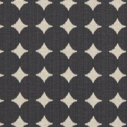 Dotscape Fabric - Jet