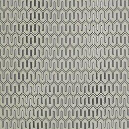 Maze Work Fabric - Dove