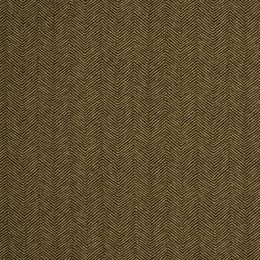Mini Zigzag Fabric - Major Brown