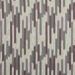 Ikat Blocks Fabric - Amethyst