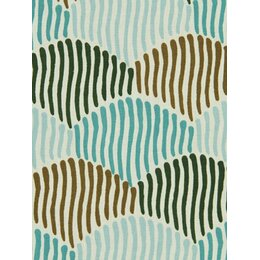 Ludlow Fabric - Mineral Green