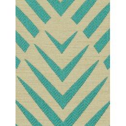 Palmwood Fabric - Turquoise