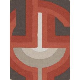 Futura Fabric - Persimmon