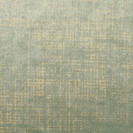 Etched Velvet Fabric - Aquatint