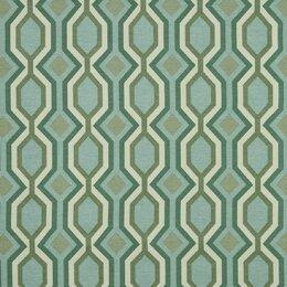 Regency Stripe Fabric - Mineral