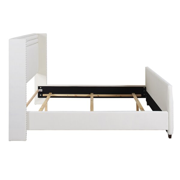 kimball upholstered bed joss main