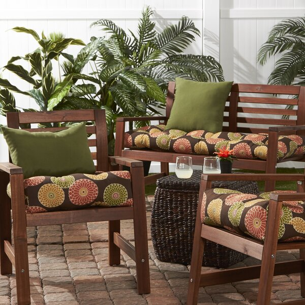 Olson Outdoor Patio Chair Cushion