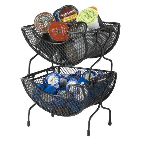2-Tier Mesh Utility Basket | Joss & Main