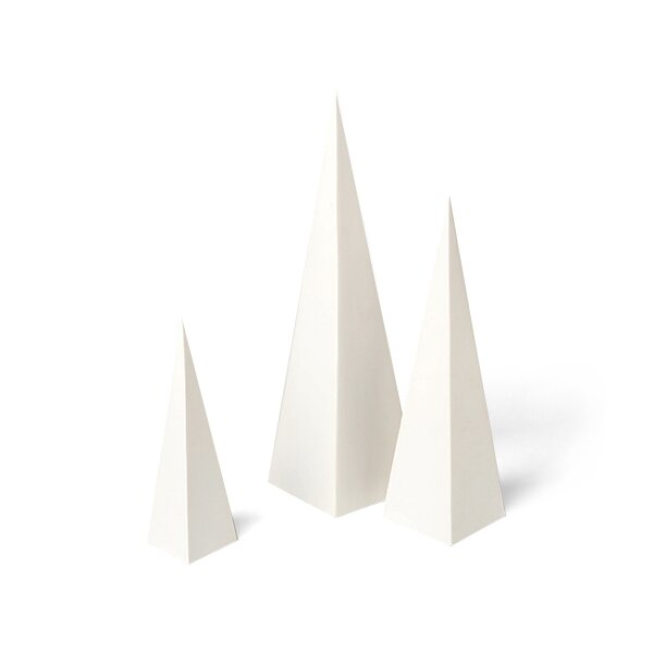 Pyramid 3 Piece Object Set