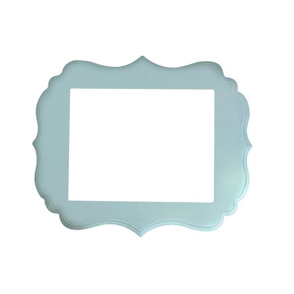 Ornate Mist Frame