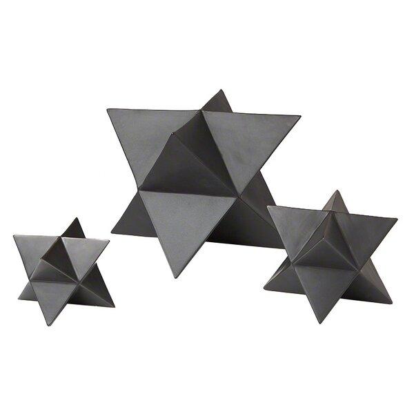 Star Object Set in Black