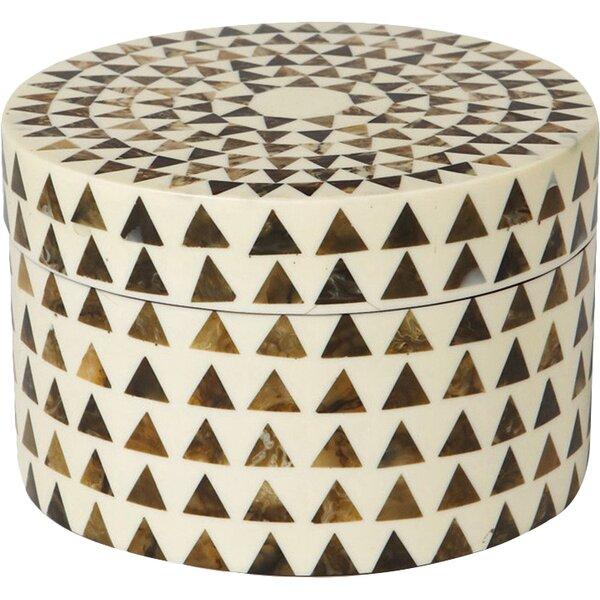 Triangle Stripe Box