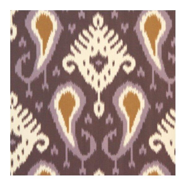 Batavia Ikat Fabric - Amethyst