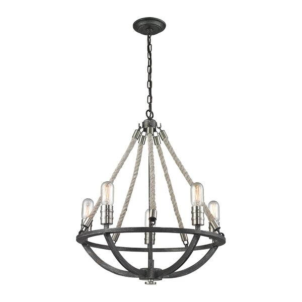 Elk Lighting Modern Farmhouse: Whitney Chandelier