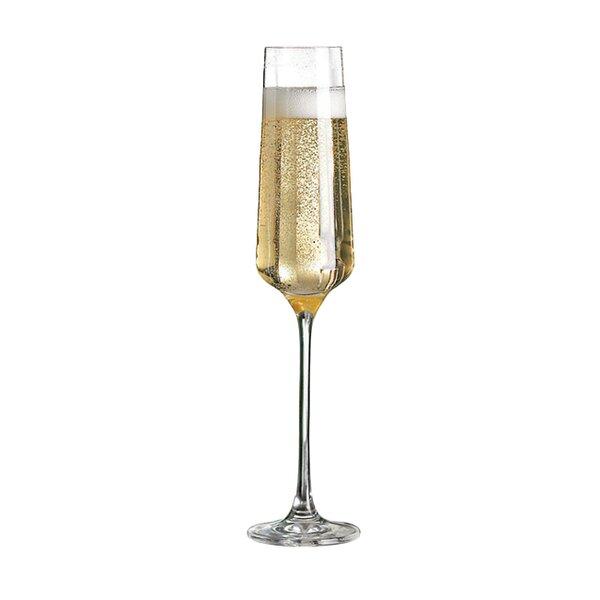 Eternity Crystal Champagne Flute | Joss & Main