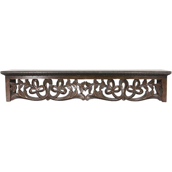 elena shelf joss main 18902 | seth hand carved shelf x471004