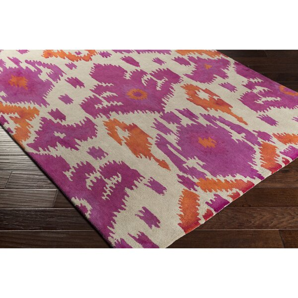 Melynda Rug In Pink Amp Orange Joss Amp Main