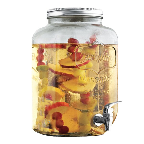Mason Jar 2-Gallon Beverage Dispenser | Joss & Main