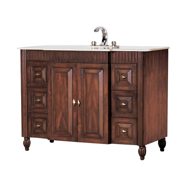 Janelle Bathroom Vanity Set Joss Main