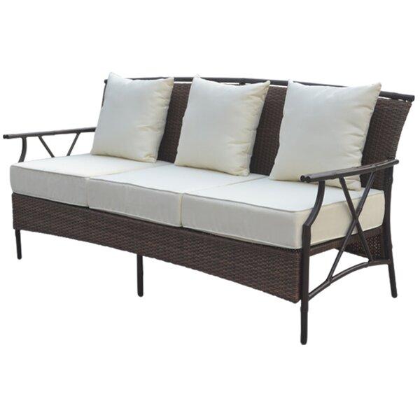 Uma 68 patio sofa joss main Sofa uma