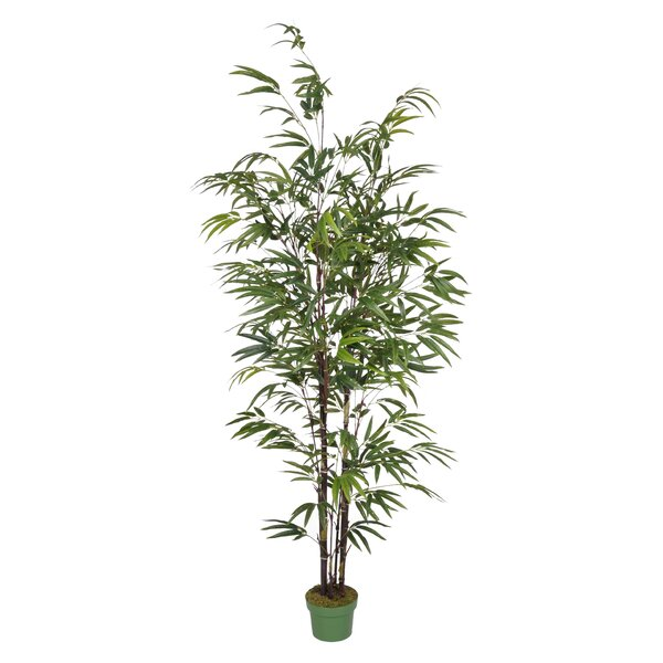 Faux bamboo tree joss main for Faux bambou plante