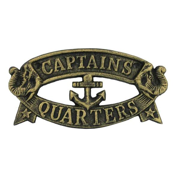 Captains quarters wall decor joss main for Decor quarters