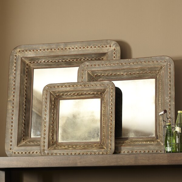 3-Piece Erin Wall Mirror Set