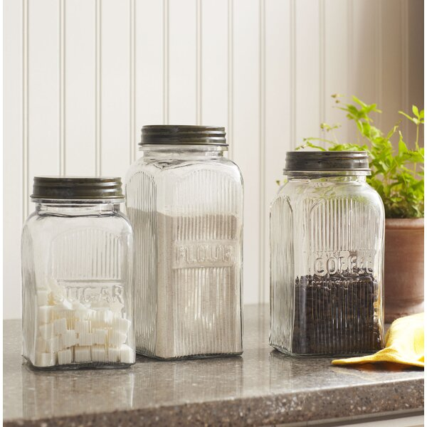 Weston-3-Piece-Jar-Set-BL4622 - Tips on how to keep one's house neat and tidy - How To Tips