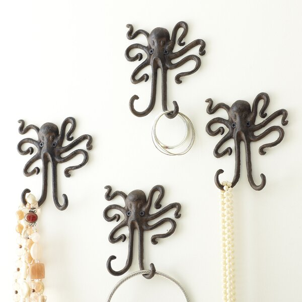 Octopus hook joss main - Coat hook octopus ...