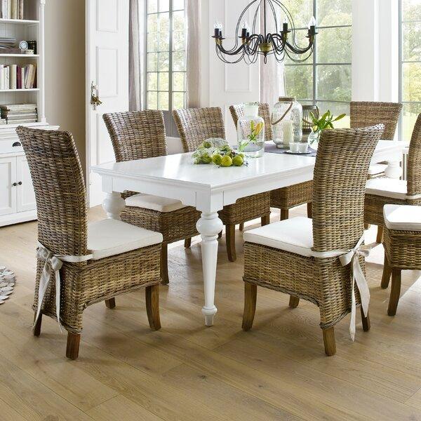 provence 94 dining table joss main. Black Bedroom Furniture Sets. Home Design Ideas