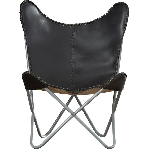 Dorian Leather Accent Chair Joss Amp Main