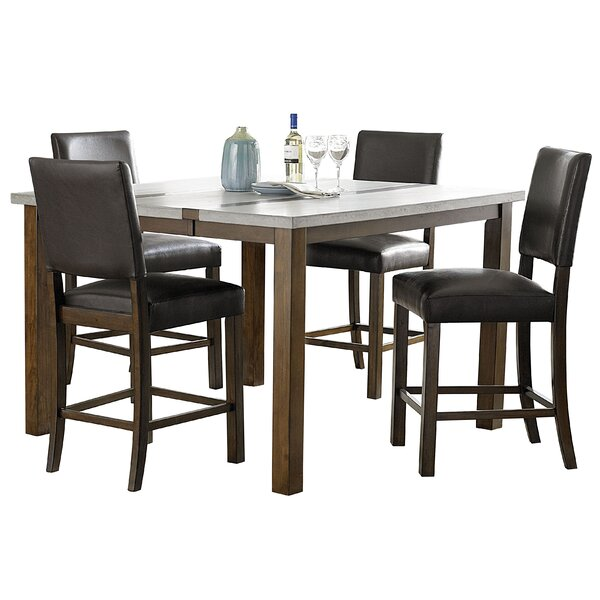 Gerard Counter Height Extendable Dining Table Joss Amp Main