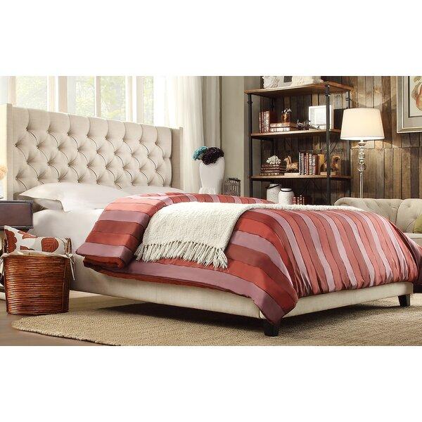 Gardner White Bedroom Sets: Montgomery Upholstered Bed